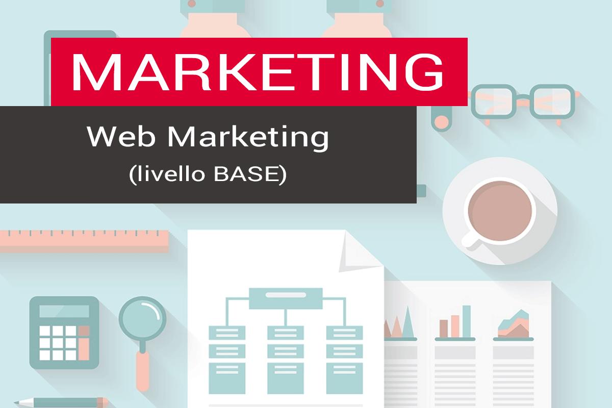Corso Web Marketing di livello base