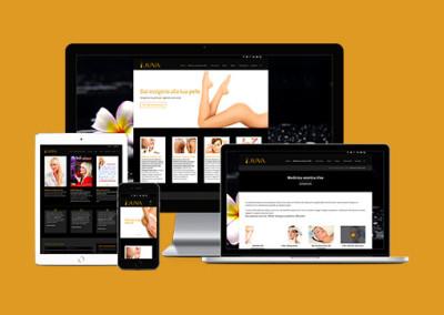 Realizzazione sito web e SEO Dvora.it
