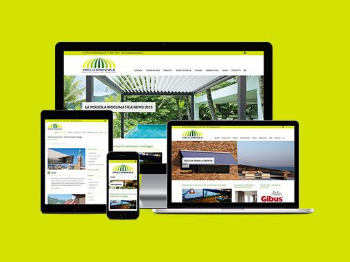 Realizzazione sito web paologrendele.it