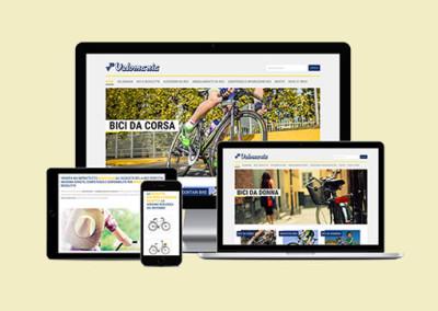 Realizzazione sito web Velomaniabike.it