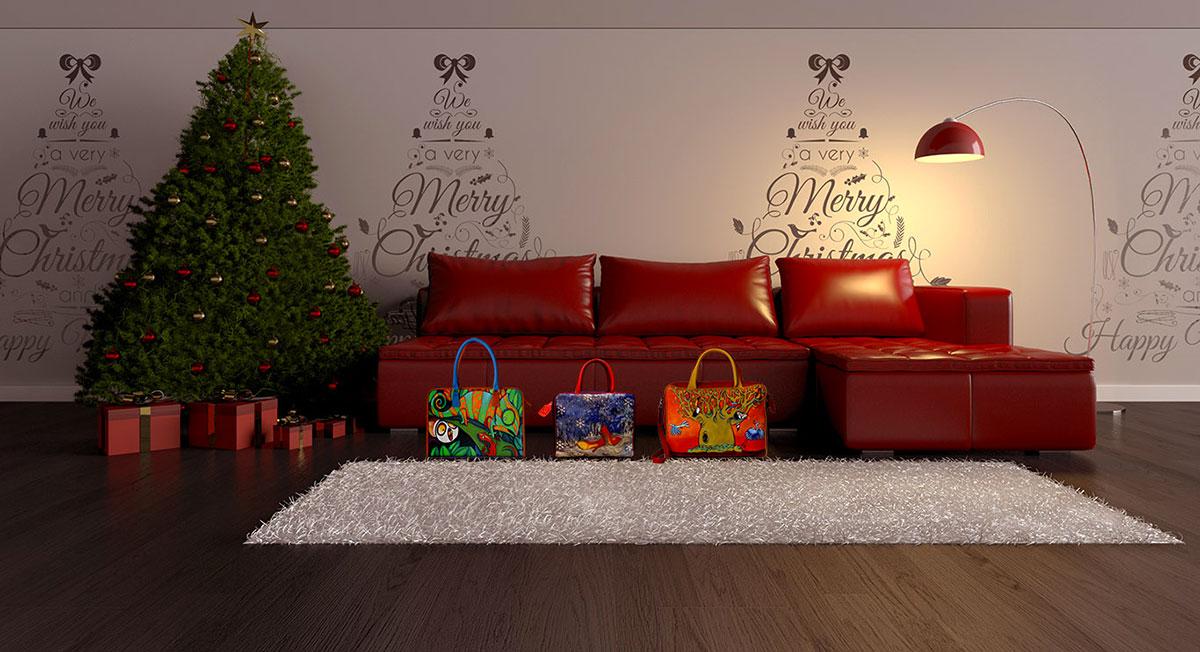 Venetus ambientazione 3D per Natale 2015