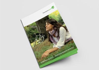 Realizzazione catalogo tecnico Vicenzaingreen