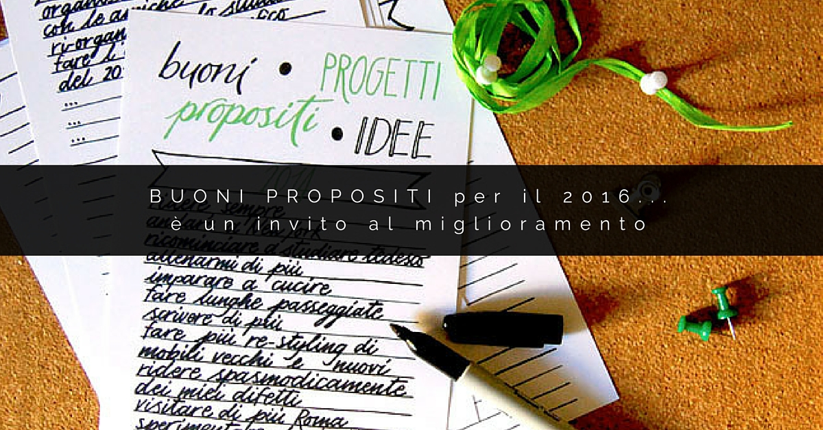 Web Marketing: buoni propositi per il 2016