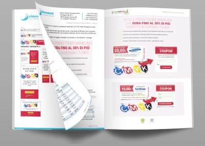 Campagna pubblicitaria Google AdWords – Ink e Toner 2015