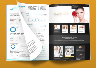 Web marketing ed ottimizzazione Dvora.it