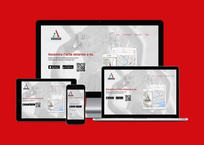 Creazione sito web Artitaly-app.com
