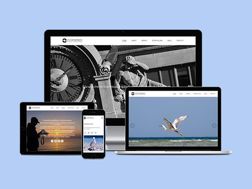 Realizzazione sito web e formazione social Carzed.vision