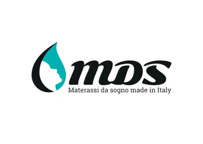 Realizzazione logo Materassi da sogno MDS