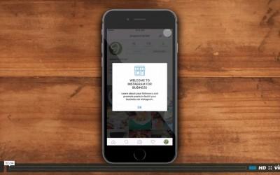 Arriva Instagram per le aziende: presto anche in Italia!