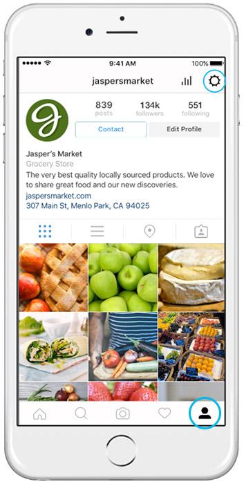 instagram-profilo-business