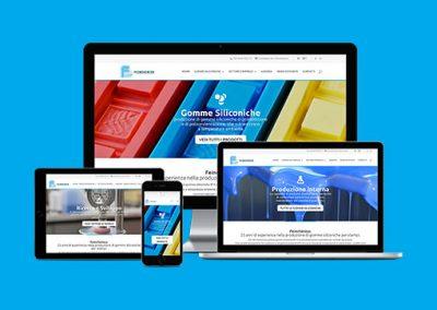 Realizzazione del sito web aziendale per Feinchimica.it