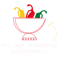 sito, app, ecommerce all'occorrenza