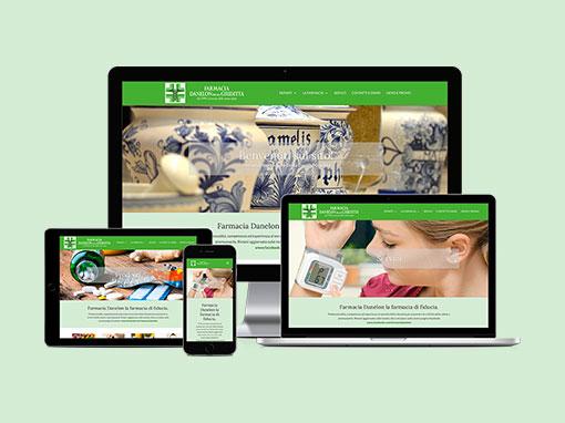 Anche la farmacia si promuove online: sito web Farmaciadanelongiuditta.it