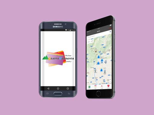 Mobile App realizzata per Consorzio Grappa Valbrenta