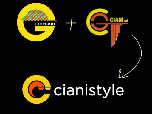 Redesign logo Cianistyle