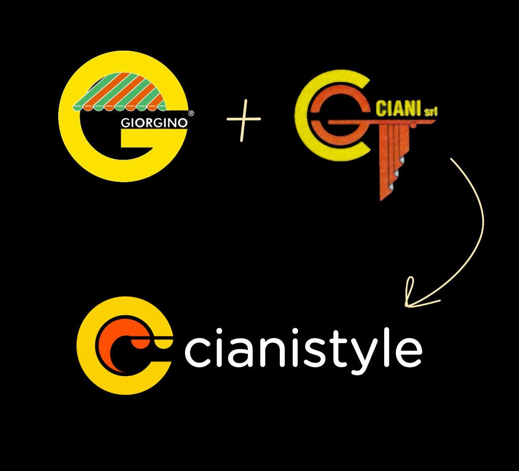 Cianistyle origine e restyling del logo
