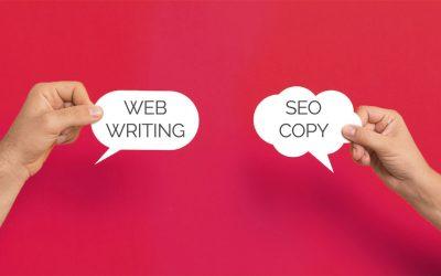 Tra SEO e copywriting: scrittura e web