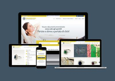 Restyling sito e suddivisione tra Gnuservice.it e Artepreziosi.it