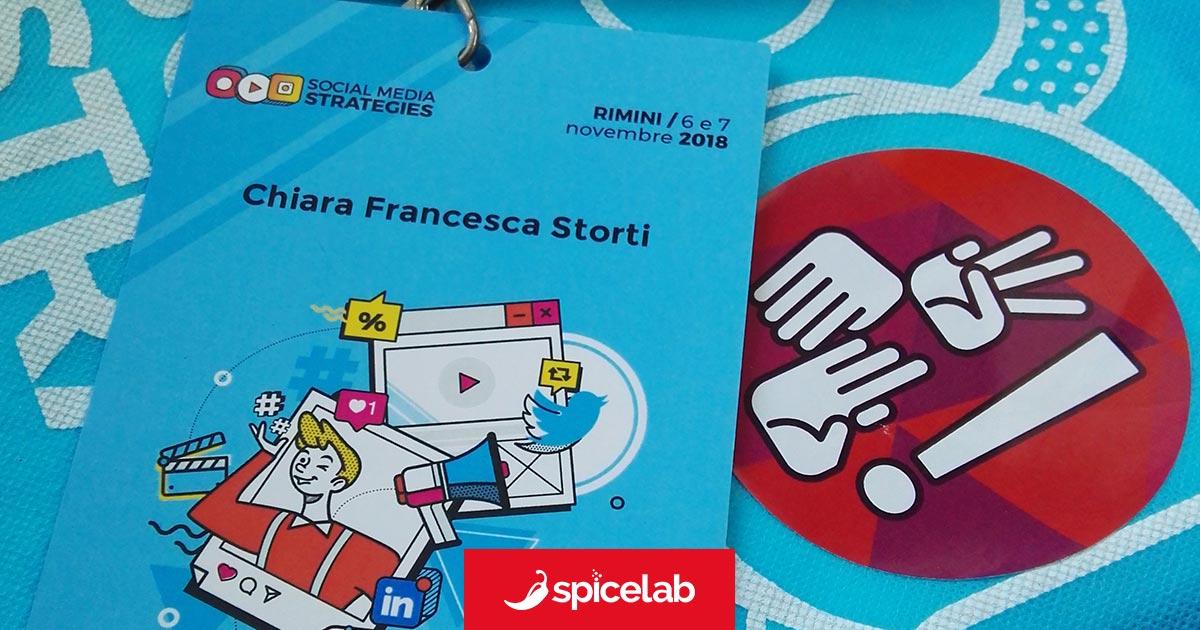 Social Media Strategies: aggiornamento, formazione e condivisione