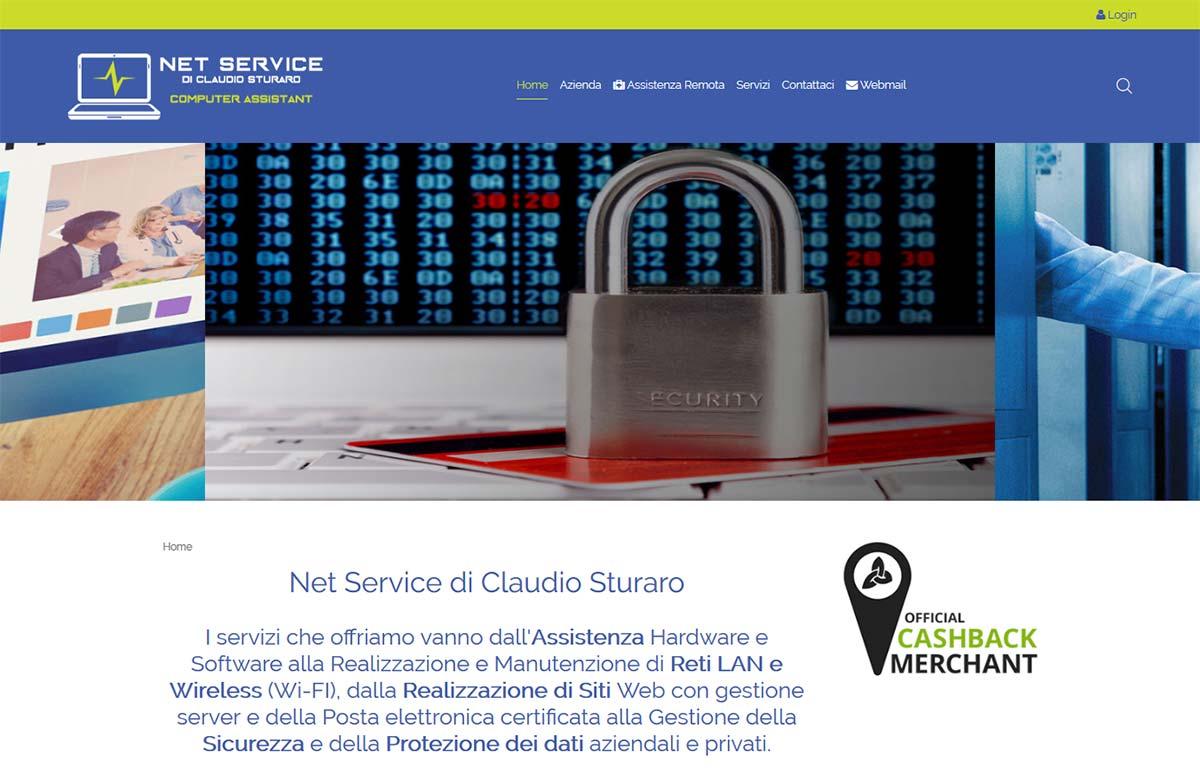 home page del sito di arredamento essenzawoodexperience.it